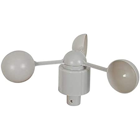 Haudang WH-SP-WS01 AnemóMetro Instrumento de MedicióN de Velocidad Del Viento Sensor de Velocidad Del Viento Instrumento MeteorolóGico Accesorios para AnemóMetro Misol