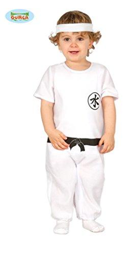 Kung-Fu costume bébé 6-12 mois