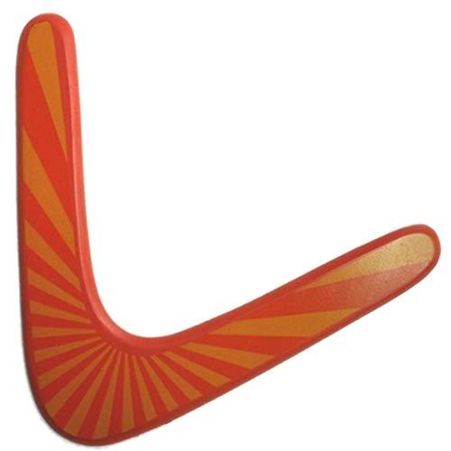 Nrpfell 5 Piezas de Madera Retroceso Juguete Boomerang en