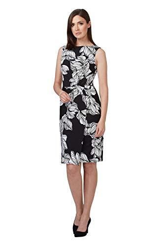 Joseph Ribkoff - jurk met bloemenprint