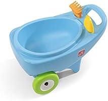 Step2 Springtime Wheelbarrow | Toddler Role Play Garden Toy