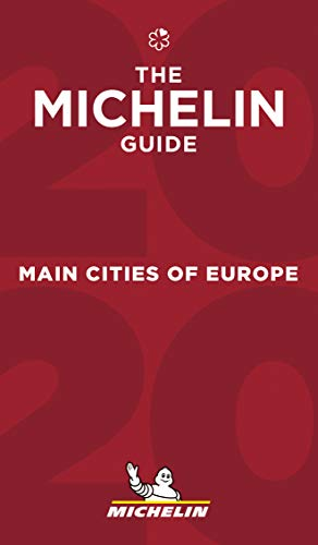 MICHELIN Guide Main Cities of Europe 2020: Restaurants (Michelin Red Guide)