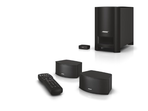 Bose ® CineMate GS Digital Home Cinema Lautsprecher System schwarz