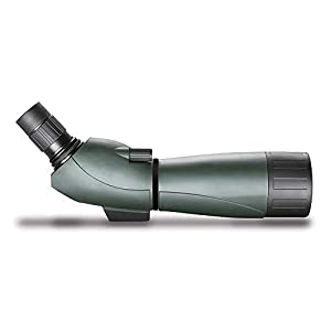 Hawke Spotting Scope with Tripod and Hard Case for Outdoor Use Green