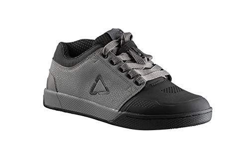 Leatt Chaussures DBX 3.0 Flat-Gris Granite-12 US EU, Scarpe da MTB Unisex-Adulto, Grigio/Granito, 47 UE