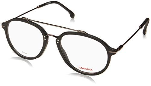 Carrera Brille (174 003) Acetate Kunststoff - Metall matt schwarz - dunkel gun metall