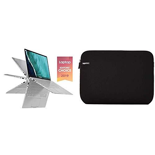 Ordinateur portable Asus Chromebook Flip C434 2 en 1, 14 pi ...