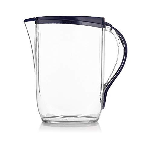 JLERA Hervidor de Agua, Hervidor de Agua de Alta Capacidad Jarra de Cerveza Jugo Olla Tetera Hogar Contenedor de Bebidas 3L