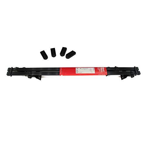 Supra Stahldachträger zur Montage an vorgegebene Befestigungspunkte des Fahrzeugs hochwertig