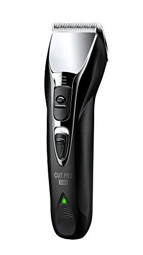 Teesa Tondeuse Cut Pro X500 tsa0522 avec 4 têtes de brosse Peigne, Tondeuse à cheveux