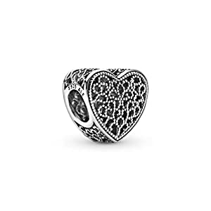 Pandora Jewelry Filled With Romance Sterling Silver Charm