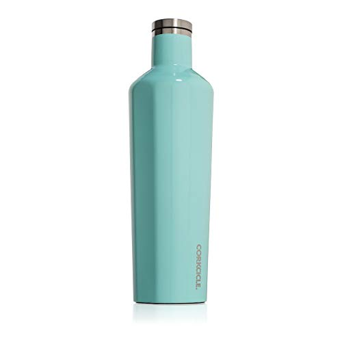 Corkcicle 25oz Canteen Classic Collection - Water Bottle & Thermos - Triple Insulated Shatterproof...
