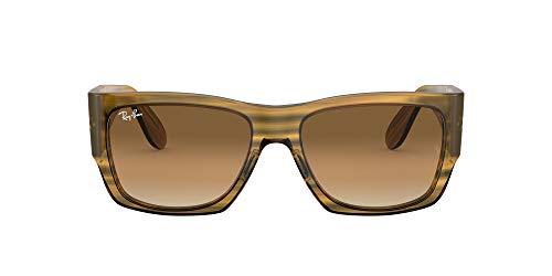 Ray-Ban unisex gafas de sol NOMAD RB 2187, 131351, 54