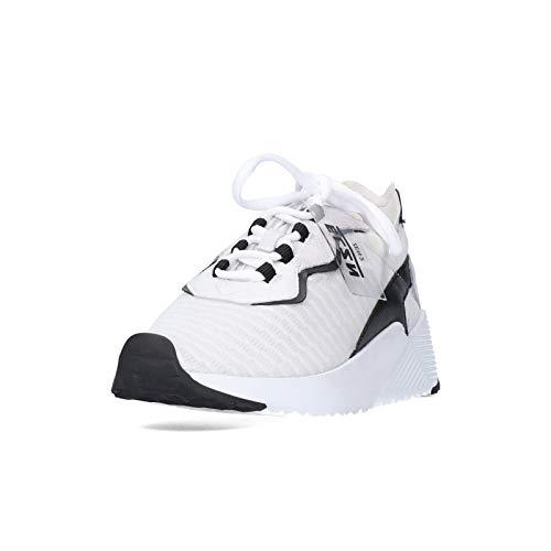 ELVIO ZANON ELZCMBCOMIA - Zapatillas deportivas para mujer Blanco Size: 37 EU