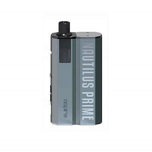 Aspire Nautilus Prime E-Zigaretten Set | 2000mAh | 60 Watt | 3,4ml - Farbe: grau