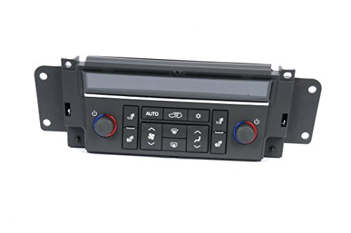 ACDelco GM Original Equipment 15-74027 Heating and Air Conditioning Control Panel with Driver and Passenger Seat Heater
