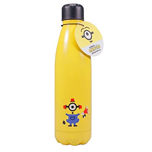 Half Moon Bay Botella de Agua Minions, Regular, Normal