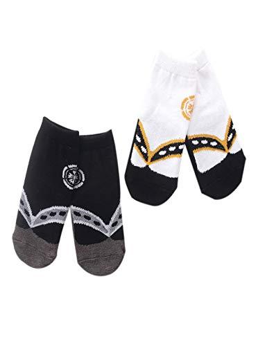 zhbotaolang Baby Baumwolle Non Skid Socken - Jungs Mädchen Niedliche Anti Slip Weiche Socken