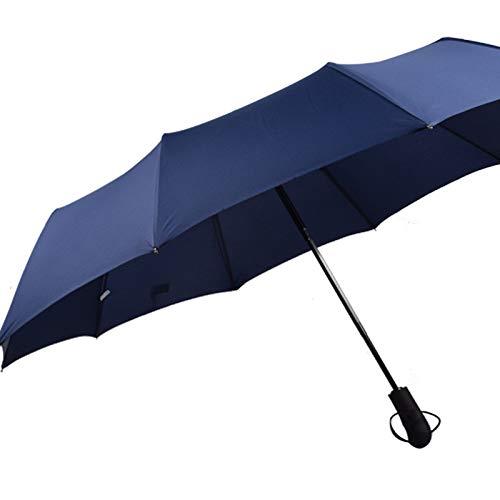 Xiaojing Bester Verkaufender 10 Aktien Automatischer Regenschirm, Der Kreativen Regenschirm Faltet
