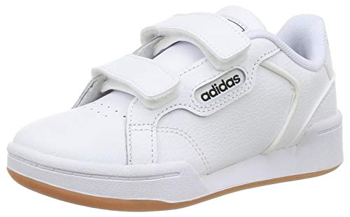 adidas ROGUERA C, Zapatillas de Cross Training, FTWBLA/FTWBLA/NEGBÁS, 33 EU