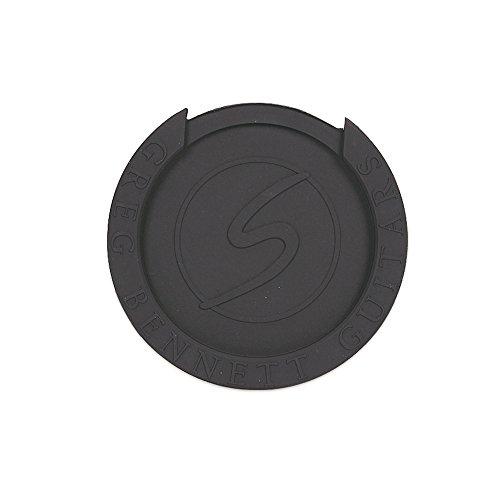 Isuper Copertura per Chitarra Acustica Cover per Fori Cover in Silicone Sound Hole Feedback Buster per Chitarre (10cm)