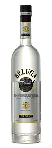 Beluga Vodka russischer Wodka (1 x 0.7 l)