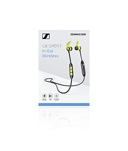 ゼンハイザー『CXSPORTIn-EarWireless』
