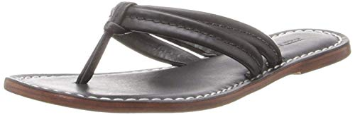 Bernardo Women's Miami Dress Sandal,Black Calf, 9.5 M US