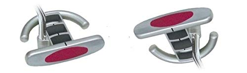 Womens Left Hand Edition Two-Ball Putter: PS-3 (Pro-Series) Ladies Regular Length (Left, 34 Inches) USA