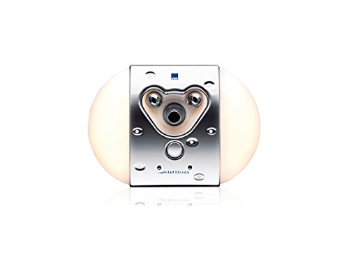 Gegenstromanlage UWE JETSTREAM BAMBO mit LED Beleuchtung Kunststoff weiss 3,2 kW 230V