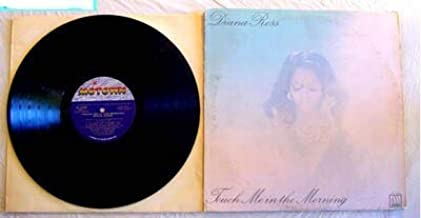 Diana Ross Touch Me In the Morning - a11aaa1 - Motown Records 1973 - Used Vinyl LP Record Mono Version - Imagine - I Won't Last A Day Without You - Little Girl Blue - We Need You
