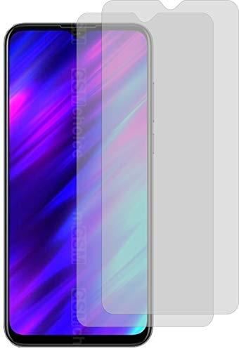 4ProTec I 2X Schutzfolie MATT passexakt für Meizu M10 Bildschirmschutzfolie Displayschutzfolie Schutzhülle Bildschirmschutz Bildschirmfolie Folie