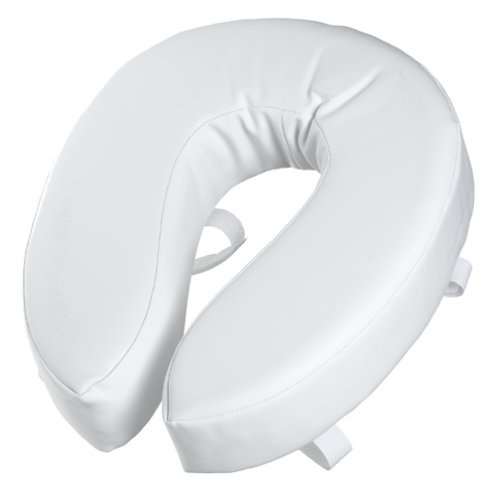 Home & Tools Duro-Med 4 Vinyl Toilet Seat Cushion Size: 4 inches Model: 520-1247-1900 Health and Beauty