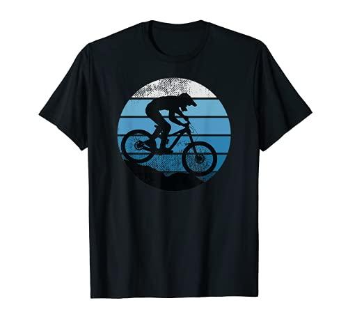 Bicicletta da discesa Mountain Bike MTB Mountain Bike BMX Maglietta