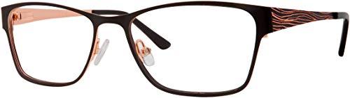Eyeglasses Saks Fifth Avenue 318 0003 Matte Black / 00 Demo Lens