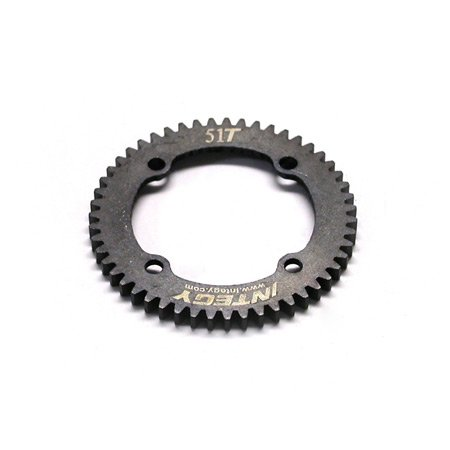 Integy RC Model Hop-ups T7712 Modified 51T Spur Gear for Ofna Ultra LX One