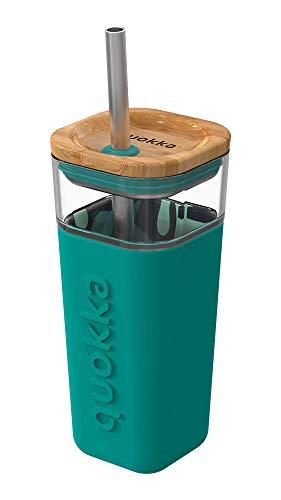 Quokka Liquid Cube - Tropical Flow 540 ML | Vaso de Cristal...