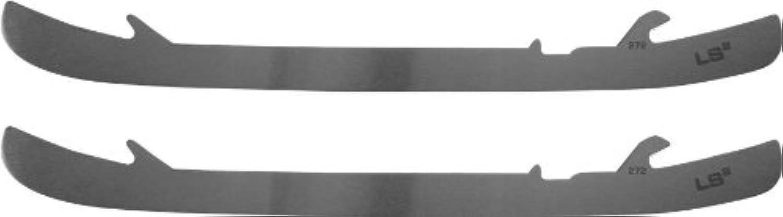 Bauer TUUK Light Speed 2 EDGE Senior Stainless Steel Replacement Steel (Pair)