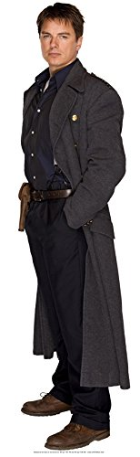 STAR CUTOUTS - Stsc124 - Figurine Géante - Captain Jack Harkness - Doctor Who