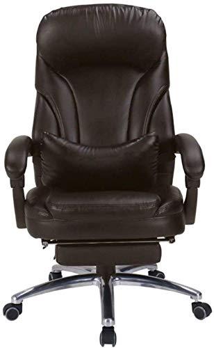 DHTOMC Xping Aktenschränke, Computer-Stuhl, Bürostuhl, Chefsessel, Rückenlehne, Drehstuhl, für Studenten, Studenten, Komfortstuhl, Dicke 51 x 49 x 110 cm