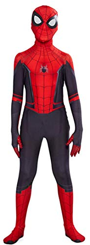 Riekinc Kids Superhero Suits Halloween Cosplay Costumes 3D Style Large