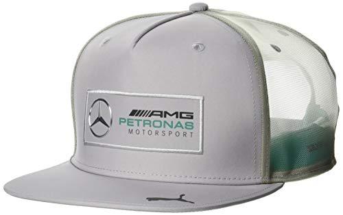Puma Mercedes Snapback Cap Grey - Grey - One siz