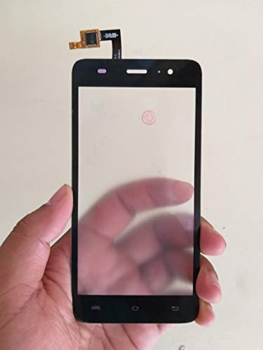 MrSpares Touch Screen digitizer Panel Part for Lava iris X8 : Black