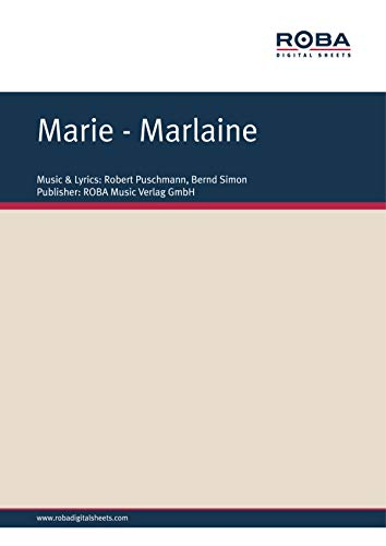 Marie-Marlaine (German Edition)