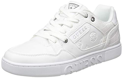 Guess JULIEN2/ACTIVE Lady, Zapatillas Deportivas Mujer, Whiwh, 38 EU