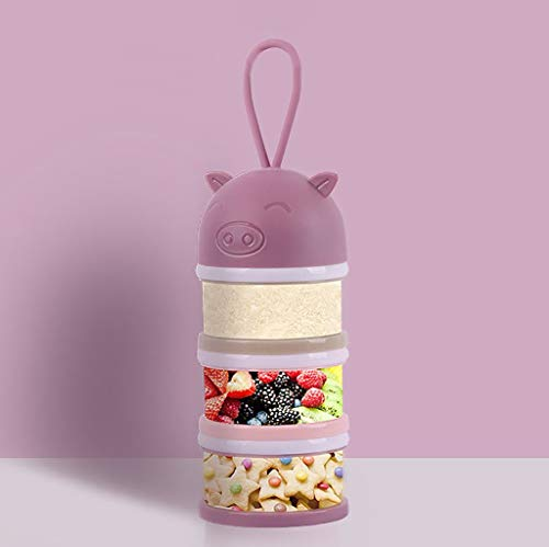 For Sale! Efaster Multi Function Baby Milk Powder Formual Dispenser,Baby Milk Powder Separate Box,Po...
