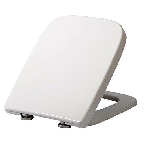woltu wc tapa y asiento para inodoro