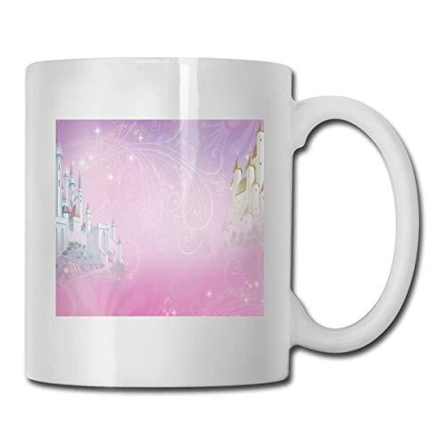 DI-SN-EY - Taza de cerámica (330 ml)