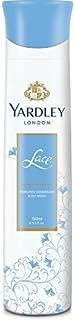 Yardley London Lace Perfumed Deo For Women, 150ml