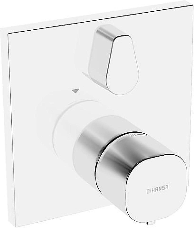 Hansa 81149562 Fertigmontageset   Wannen-Thermostat-Batterie HANSALIVING     schrom